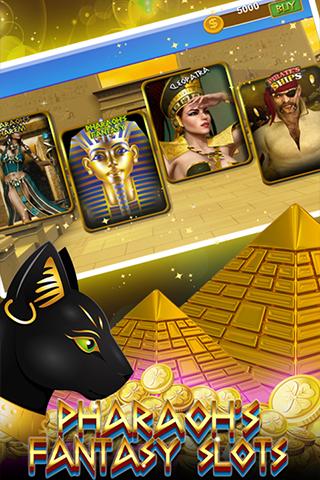 Pharaoh's Fantasy Huuuge Global Big Bonus Slots  screenshots EasyGameCheats.pro 1