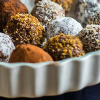 Chocolate Truffles with Leftover Cake Crumbs Recipe