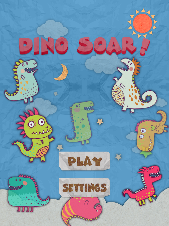 Dino Soar!- screenshot