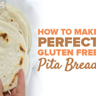 How to Make Perfect Gluten Free Pita Bread.