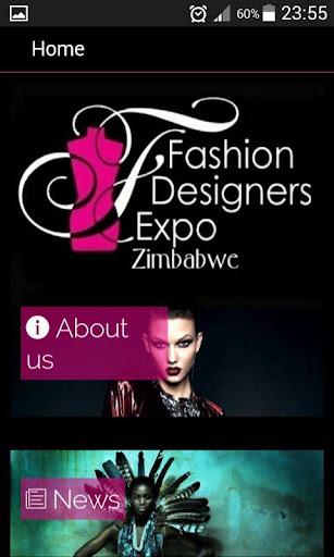 Fashion Designers Expo Zim  screenshots 1