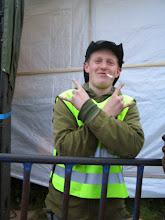 Photo: være scenevakt