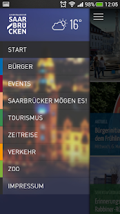 Saarbrücken- screenshot thumbnail