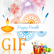 GIF of Happy Diwali 2017 icon