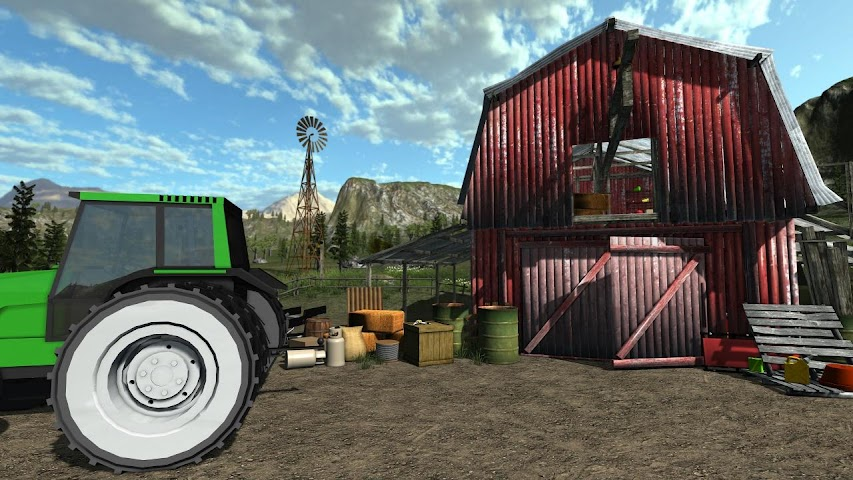 android Fix My Truck: Offroad Pickup Screenshot 6