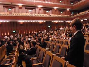 Photo: 今回の立役者たち、福岡の会員に大きな拍手が送られました