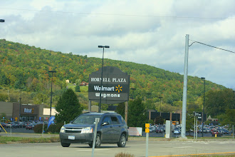 Photo: Heading to Walmart in Hornell, NY to pick up some Kraft Roko Blue Cheese Anything Dressing.