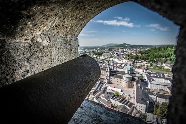 La fortezza di Salisburgo di Andrea Corsi