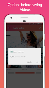 Video Sound Editor: Add Audio, Mute, Silent Video apk download 4