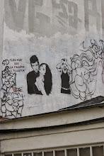 Photo: Street art - Miss Tic -Paris XIIIe -La butte aux cailles