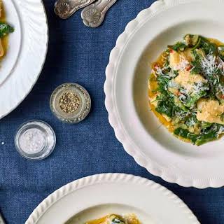 Rice Flour Gnocchi Recipes.
