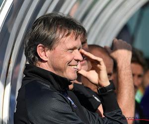 """Vercauteren à propos de l'étiquette d'entraîneur défensif à Anderlecht : """"J'en rigole bien"""""""
