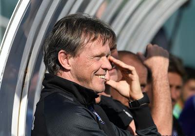 Officiel : l'Antwerp tient son nouveau coach !