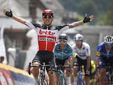 """Caleb Ewan toont opnieuw dat hij ook lastige etappes kan verdragen als sprinter: """"De finish lag me wel"""""""
