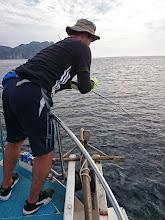 """Photo: タイラバでヒーットは""""イトウさん""""!"""