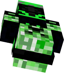 it is a teen and a creeper.