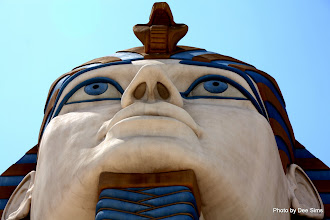 Photo: (Year 3) Day 49 - The Luxor Hotel and Casino in Las Vegas #2