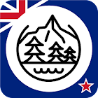 New Zealand Travel Guide Offline icon