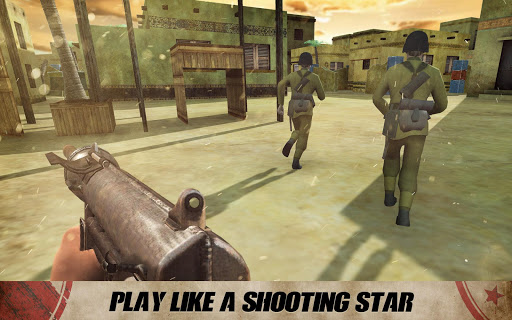 Code Triche Call of Army WW2 Shooter - Frontline Duty Mission APK MOD screenshots 3