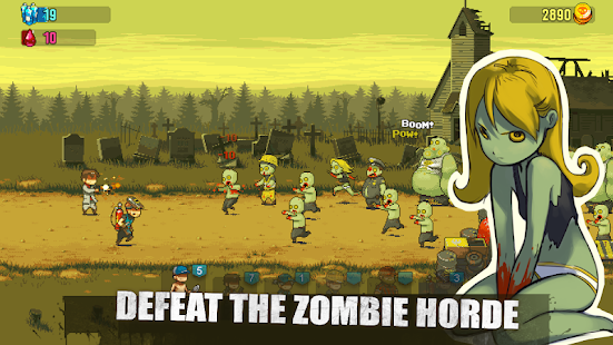 Dead Ahead: Zombie Warfare 3.0.3 APK + Мод (Unlimited money) за Android