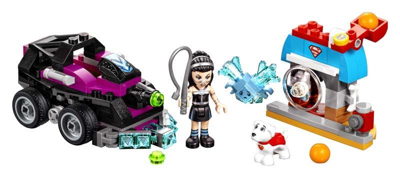 Contenido de Lego® 41233 Tanque de Lashina™