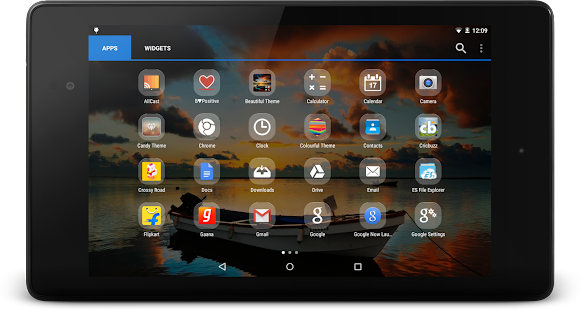 Beautiful theme android apps on google play beautiful theme screenshot thumbnail voltagebd Choice Image