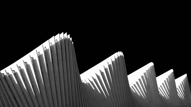 Calatrava dark di alfonso gagliardi