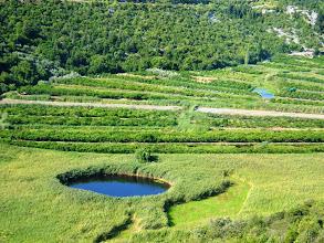 Photo: Dolina en el valle del Neretva