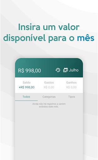 Simples Controle Financeiro screenshot 1