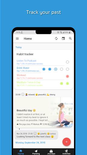 Journal it! - Bullet Journal, Diary, Habit Tracker 4.12.4 screenshots 1