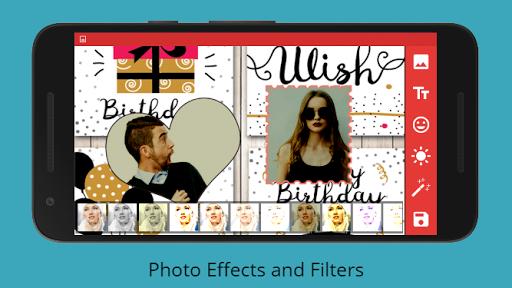 Birthday Photo Frame 2018  screenshots 3