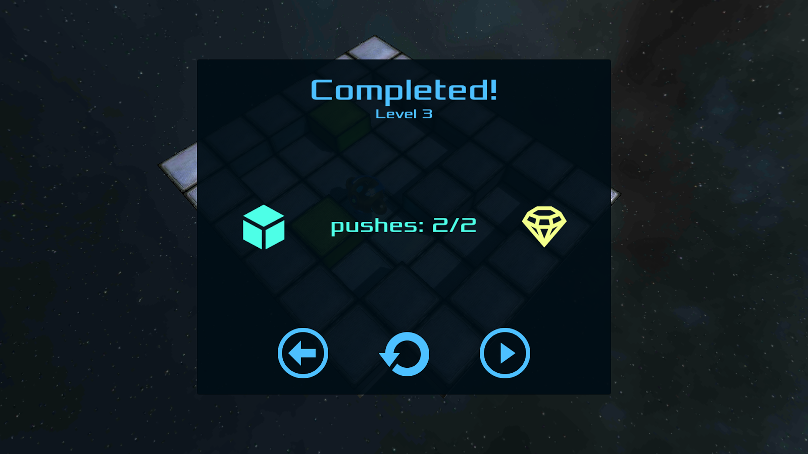 Space Puzzle- screenshot