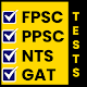 FPSC PPSC GAT NTS Preparation 2019 for PC-Windows 7,8,10 and Mac