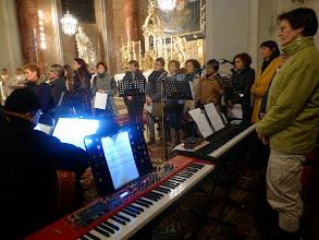 Photo: Orchester und Chor