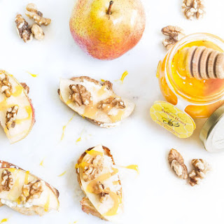Pear And Walnut Dessert Recipes