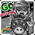 iHorse GO Offline: Horse Racing icon