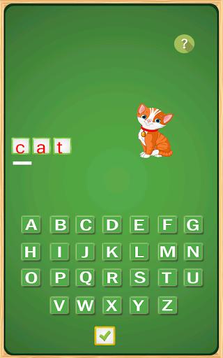 【免費拼字App】Kids Word Games-APP點子