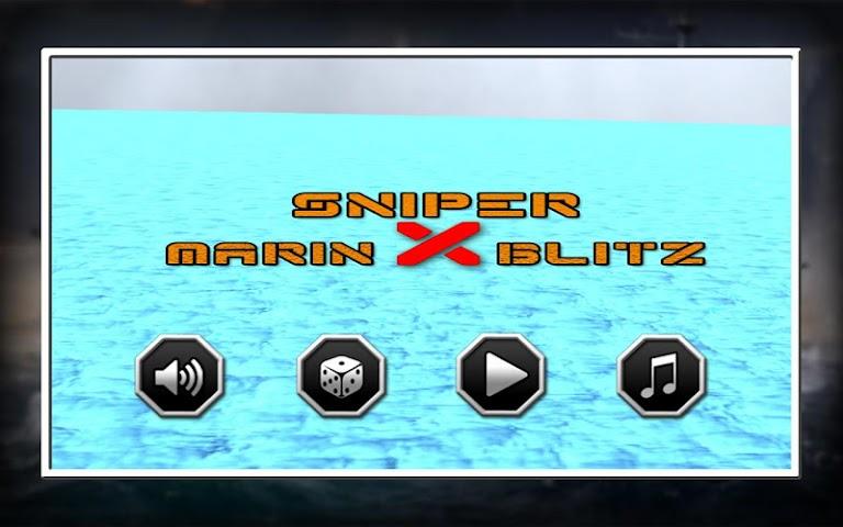 android Sniper X Marine Blitz Screenshot 9