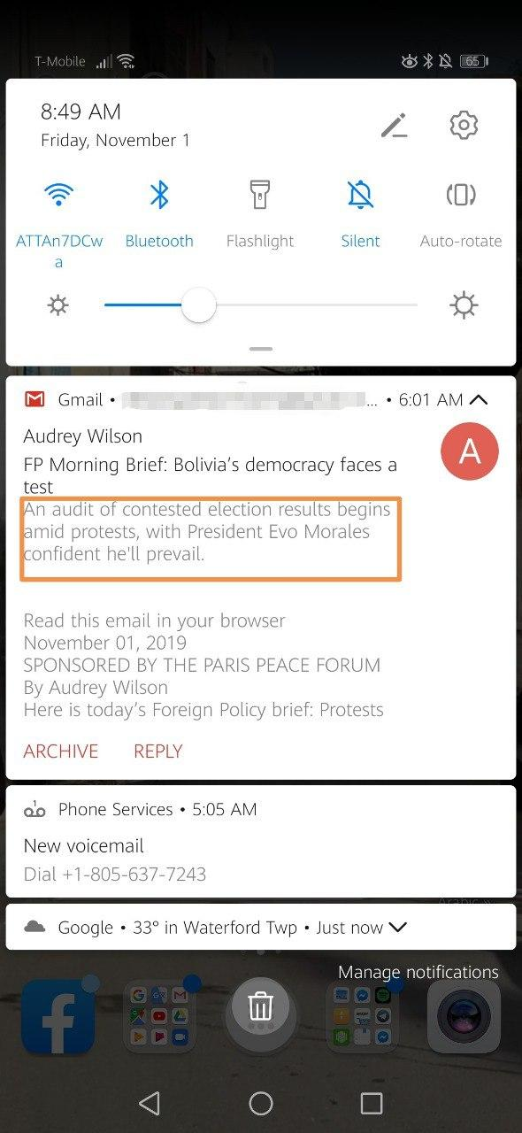 Send professional-looking emails with appropriate preview text