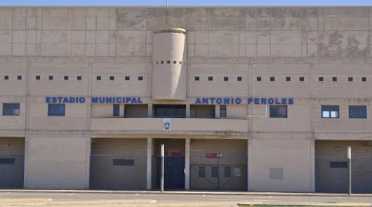 Más de 400.000 euros en el alumbrado exterior del Antonio Peroles