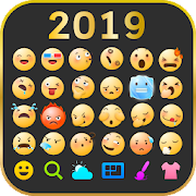 Emoji Keyboard - Theme,Sticker