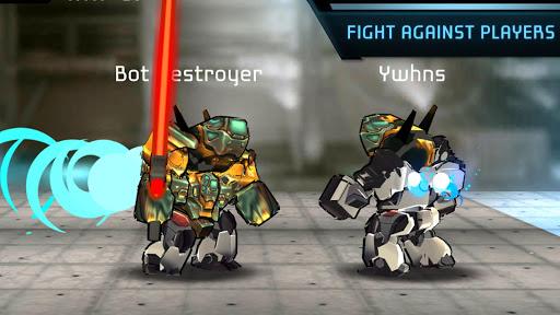 Robot Battle Arena : Build And Destroy 1.12 screenshots 1