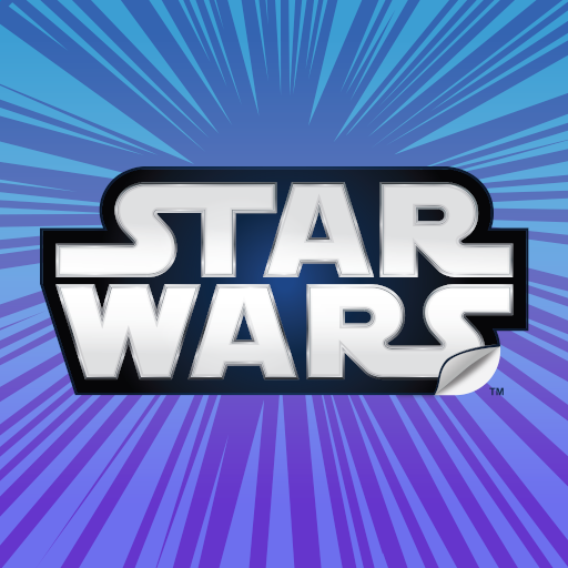Star Wars Stickers: 40th Anniversary app for Android