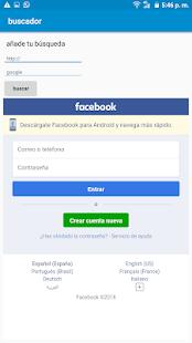 App Buscador APK for Windows Phone