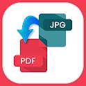 JPG to PDF Converter Free icon