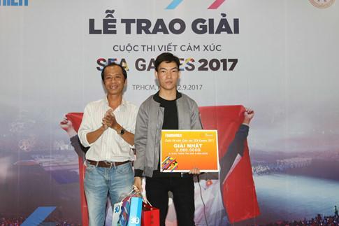 Trao giải Cuộc thi viết cảm xúc SEA Games 2017 - ảnh 5