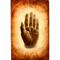 Free Palm Reading Chart icon