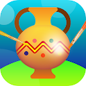 Pottery App All in One – 3D Pottery & Ceramic Lite icon