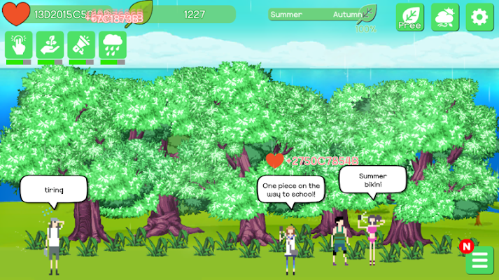 Grow Blossom Screenshot Image