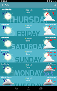 Infoclimat - live weather screenshot 9